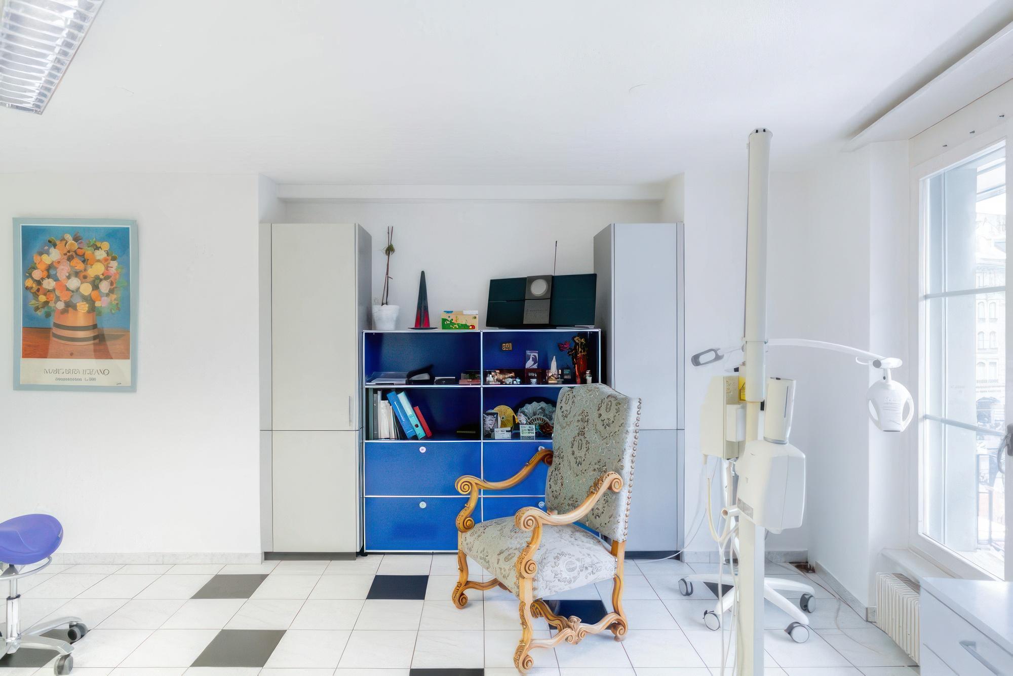 Zahnarztpraxis Nelsy Blaser-Mayorga in Bern